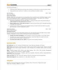 Program Director Resume Sample by Ariana Rodriguez Gitler Resume 2017 Tvnew Media Producer Page1