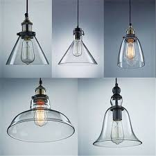 Glass Replacement Shades For Pendant Lights Alluring Replacement Globes For Pendant Lights L Shades
