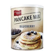 blueberry pancake mix u2013 ps seasoning u0026 spices
