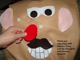U0026 Potato Head Costume Potato Head Costume Halloween Toddler Felt