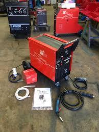 swp redline mig 210 turbo 240v mig welding machine package