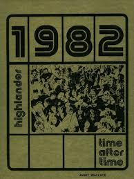 yearbook reprints 1982 macarthur high school yearbook online lawton ok classmates