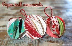 3 easy paper ornaments simply notable