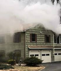 monroe house fire heavily damages monroe house connecticut post