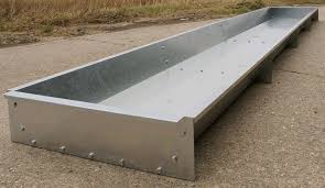 sow feed troughs