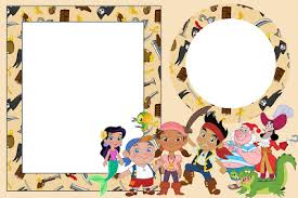 inspired jake neverland pirates free printable