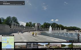 Google Maps In Usa With Street View by Google Lat Long Take A Hike With Street View Through U S