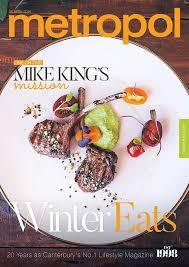 magazine cuisine collective metropol magazine home