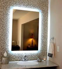 bathroom mirror with lights awesome design large bathroom mirrors lights mirrors ideas bathroom