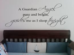 product reviews guardian angel guides me wall decal item guardian angel guides me wall decal item