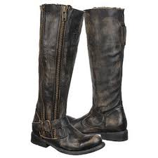 bed stu s boots sale bed stu s black distressed leather boots w