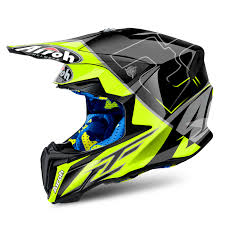 motocross helmets uk airoh twist motocross helmet cairoli mantova helmets from custom