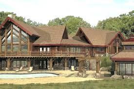 large cabin plans large log home floor plans enchanting large log house plans 7