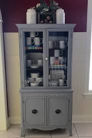 my cabinet place my chalk painted china cabinet