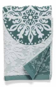 Luxurious Grey Seafoam Jacquard Waffle Bath Towels U0026 Sheets Hand Towels Washcloths U0026 Sets Nordstrom