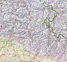 Maps Nepal by Map Of Himalaya Tibet Kashmir Nepal Sikkim Bhutan Nelles