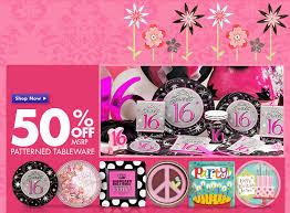 sweet 16 party supplies sweet 16 party ideas sweet 16 birthday party ideas on a budget