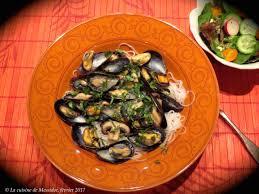 cuisine japonaise la cuisine de messidor moules à la japonaise