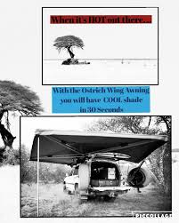 Wing Awning Ostrich Wing Awning Home Facebook