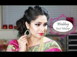 07 40 grwm indian wedding guest makeup wedding makeup
