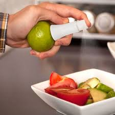 cool sprayer that u stick into the fruit and stay the juice