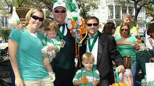 st patrick u0027s day new orleans parade information