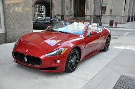 maserati granturismo 2016 red 2012 maserati granturismo convertible specs and photos strongauto