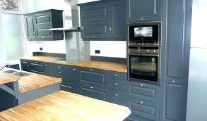 meubles cuisine bois massif repeindre une cuisine en bois massif meuble cuisine bois massif