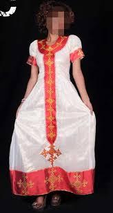 Traditional Dress Shemeta Habesha Kemis Dress Clothes Hand