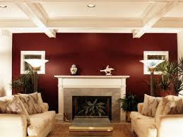 living room burgundy and blue cherry red floor design beige sofa