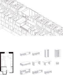 indiana convention center floor plan gallery of epfl quartier nord swisstech convention center retail