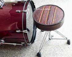 Comfortable Drum Throne Animal Is Rocking This Leather Drum Throne Cover Cool Custom