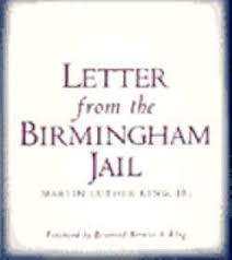letter from the birmingham jail by martin luther king jr