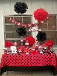Ladybug Home Decor Ladybug Birthday Party Ideas Ladybug Birthdays And Lady Bugs