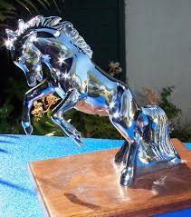 ornament pictures of horses