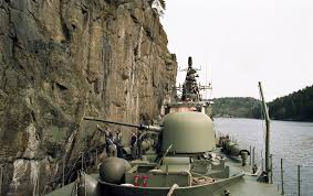 Camo Photo Album Before The Time Of Ir Willemoes Class Missile Boat Prepares For A