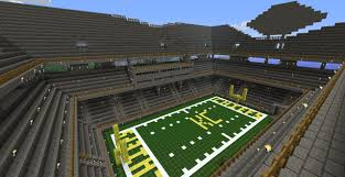 Arrowhead Stadium Map Arrowhead Stadium 100 W Mc Edit Minecraft Project