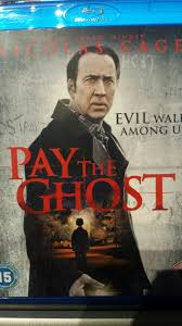 pay the ghost blu ray film review lesley s coffee stop