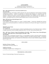 Best Resume For Nurses Diagnostic Radiology Resume