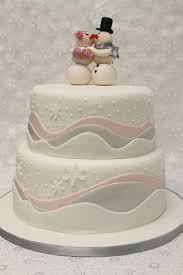 wedding cake bogor hochzeitstorte winter schneeflocken eiskristalle winter weddings