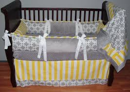 Daisy Crib Bedding Sets by Yellow And Grey Baby Bedding Sets Ktactical Decoration