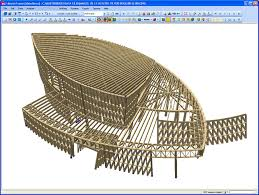 Free Timber Roof Truss Design Software by Masterframe Structural Space Frame Analysis Software