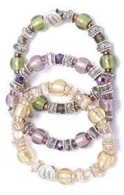 bracelet murano images Murano glass bead bracelet arthur weeks son jewelers JPG
