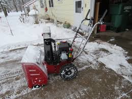daye ds24e snow blower review movingsnow com