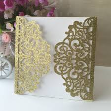 online get cheap glitter wedding invitations aliexpress com