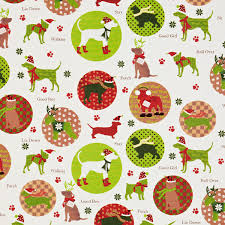 container store christmas wrapping paper wrap christmas dogs gifts and wrapping christmas dog