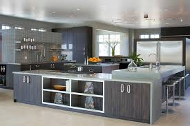 Stainless Steel Kitchen Cabinets With Modern Look - Kitchen steel cabinets