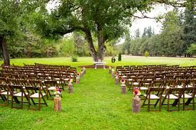 outdoor wedding venues in nc easy outside wedding decorations for the casual chic vibe