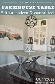 the modern dining room how to make a dining room table the modern take on the classic