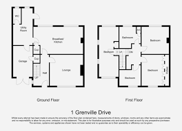 4 bed semi detached house for sale in grenville drive gosforth